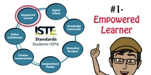 ISTE Standards- 1- Empowered Learner