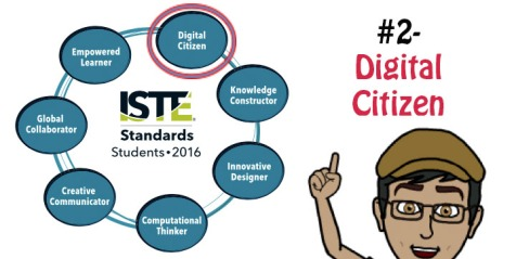 ISTE Standards- 2- Digital Citizen